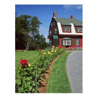 Le Canada, Nouveau Brunswick, île de Campobello. 2 Cartes Postales