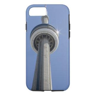 Le Canada, Ontario, Toronto. Dessus de tour de NC Coque iPhone 7
