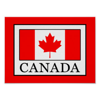 Le Canada Poster