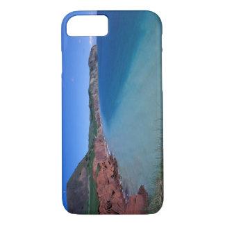 Le Canada, Québec, îles de Magdalen, couvrent bien Coque iPhone 7