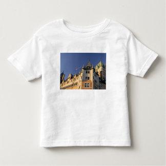 Le Canada, Québec, Québec. Château de Fairmont T-shirt Pour Les Tous Petits