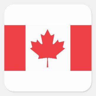 Le Canada Sticker Carré