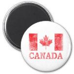 Le Canada vintage Aimant Pour Réfrigérateur