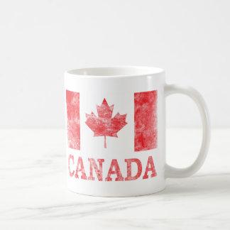 Le Canada vintage Tasse