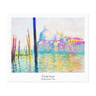 a discussion on the impressions of monets painting palazzo da mula venice Claude monet's painting palazzo da mula (compared to both a photo of a canal in venice and no therefore the impression that the art emphasizes brings the.