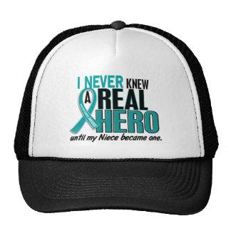 Le Cancer ovarien N'A JAMAIS CONNU une nièce du Casquette De Camionneur