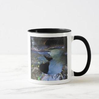Le canyon de fente de souterrain mug