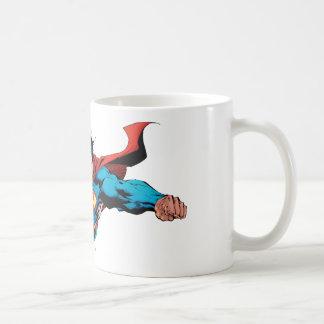 Le cap de Superman vole Mug