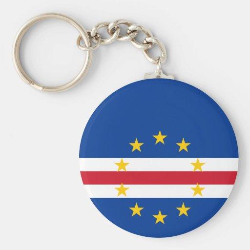 le Cap Vert Porte-clés
