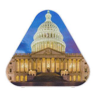 Le capitol des Etats-Unis à l'heure bleue Haut-parleur Bluetooth