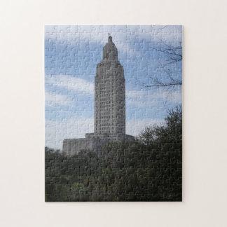 Le capitol d'état de la Louisiane Puzzle