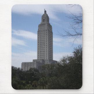 Le capitol d'état de la Louisiane Tapis De Souris