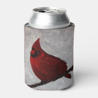 Le cardinal peut glacière
