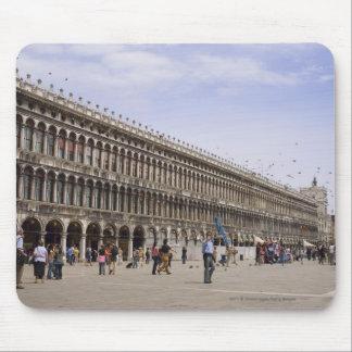 Le carré de St Mark, Venise, Italie Tapis De Souris