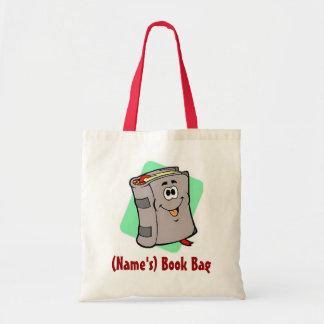 Le cartable (de votre enfant) sac en toile