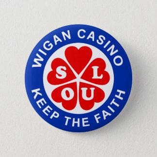 Le casino de Wigan gardent la foi Badge