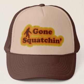 Le casquette allé de Squatchin aiment Bobo