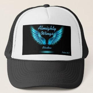 Le casquette de 36:7 de psaumes d'ombre des ailes