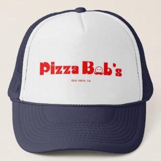 Le casquette de Bob de pizza