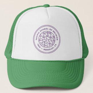 """Le casquette de camionneur de """"Alex H-W"""" avec la"""