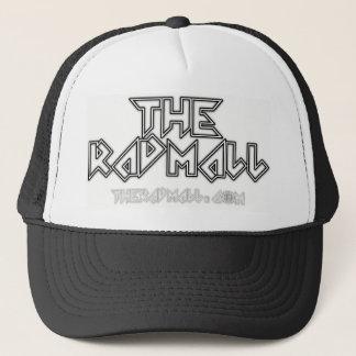 Le casquette de camionneur de logo de