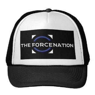 Le casquette de camionneur de nation de force