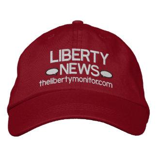 Le casquette de moniteur de liberté