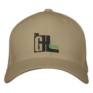 Le casquette de serre chaude casquette brodée