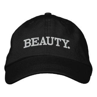 Le casquette des femmes de beauté