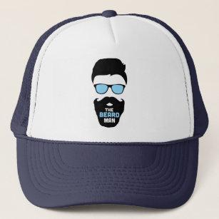 Le casquette d'homme de barbe