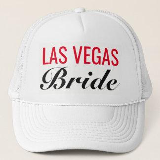 Le casquette du camionneur de mariage de Vegas de