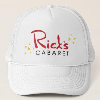 Le casquette du camionneur du cabaret de Rick