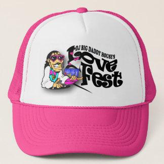 Le casquette du camionneur officiel de Lovefest