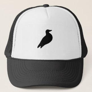 Le casquette d'une colombe
