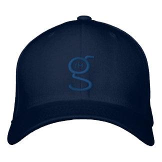 Le casquette W de FlexFit je suis logo de G Casquette Brodée