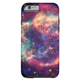 Le Cassiopeia une mort de supernova… lui va bien Coque iPhone 6 Tough
