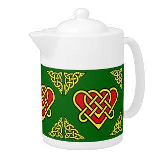 Le Celtic/Gaidhlig de Scotalnd a tressé le coeur,