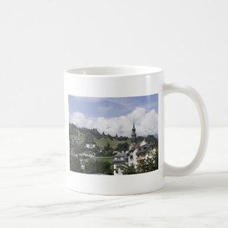 Le centre ville de Saint-Gervais Mug