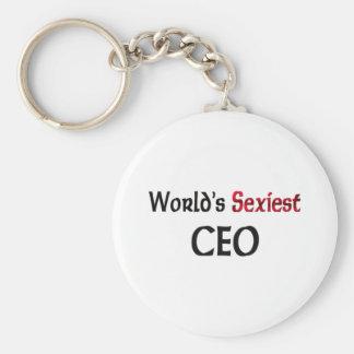 Le CEO le plus sexy du monde Porte-clés