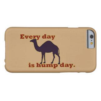 Le chameau chaque jour est journée en milieu de coque iPhone 6 barely there