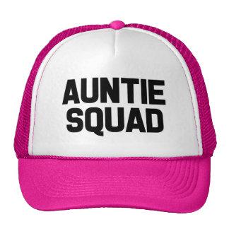 Le chapeau des femmes drôles de tante Squad Casquettes De Camionneur