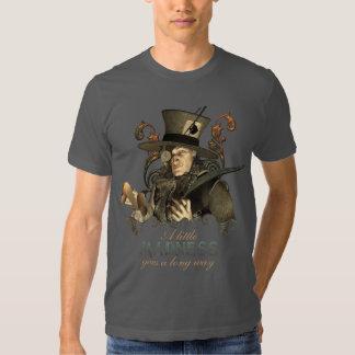Le chapelier fou de Steampunk T-shirt