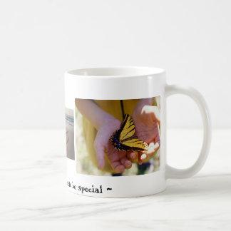 Le ~ chaque moment peut être special~ mug blanc