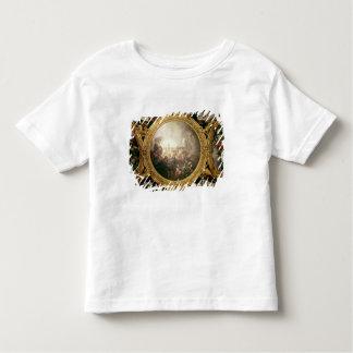Le char d'Apollo, peinture de plafond T-shirt Pour Les Tous Petits