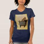 Le chardonneret., Puttertje par Carel Fabritius T-shirt