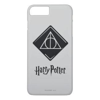 Le charme   de Harry Potter de mort sanctifie Coque iPhone 8 Plus/7 Plus
