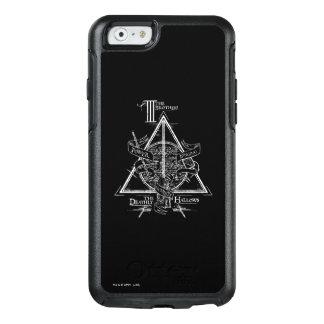Le charme   de Harry Potter DE MORT SANCTIFIE le Coque OtterBox iPhone 6/6s