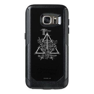 Le charme   de Harry Potter DE MORT SANCTIFIE le Coque OtterBox Samsung Galaxy S7