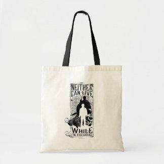 Le charme | de Harry Potter ni l'un ni l'autre Tote Bag