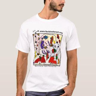 Le chat de Miro T-shirt